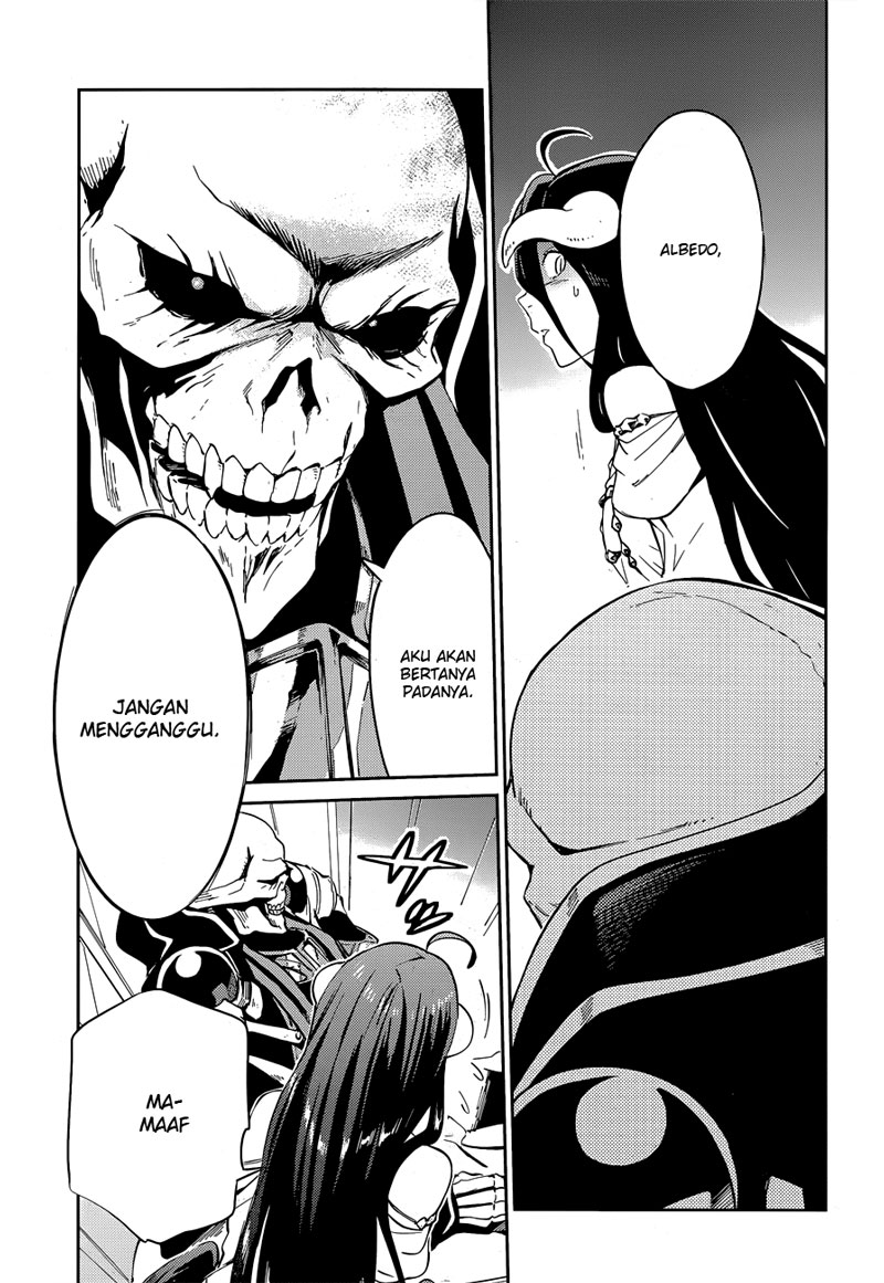 Overlord chapter 23