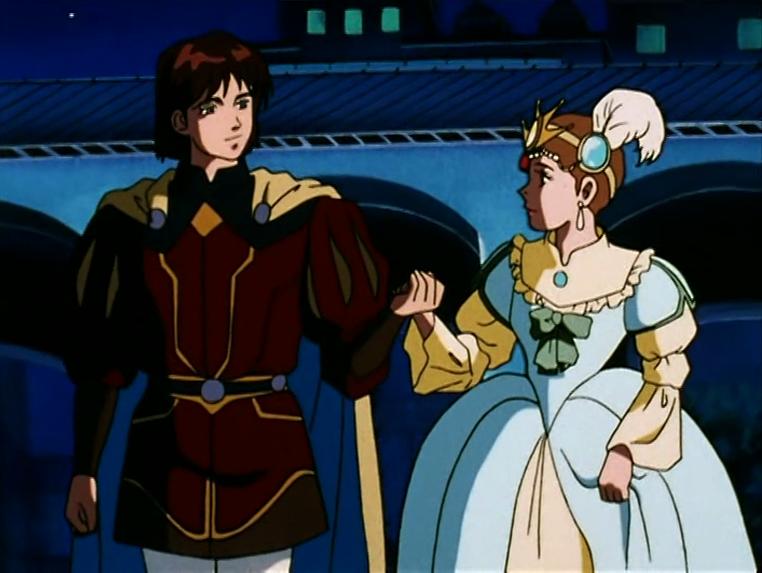 Prince Charles Cinderella Monogatari Leonard Lenard