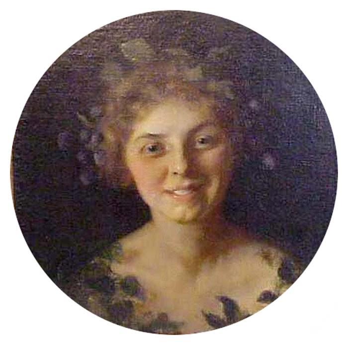 Margaret Foster Richardson, International Art Gallery, Self Portrait, Art Gallery, Margaret Foster, Portraits of Painters, Fine arts, Self-Portraits, Painter Margaret Foster