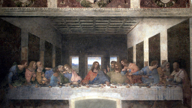 "Revelan ""el verdadero secreto"" escondido por Da Vinci en ""La última cena"""
