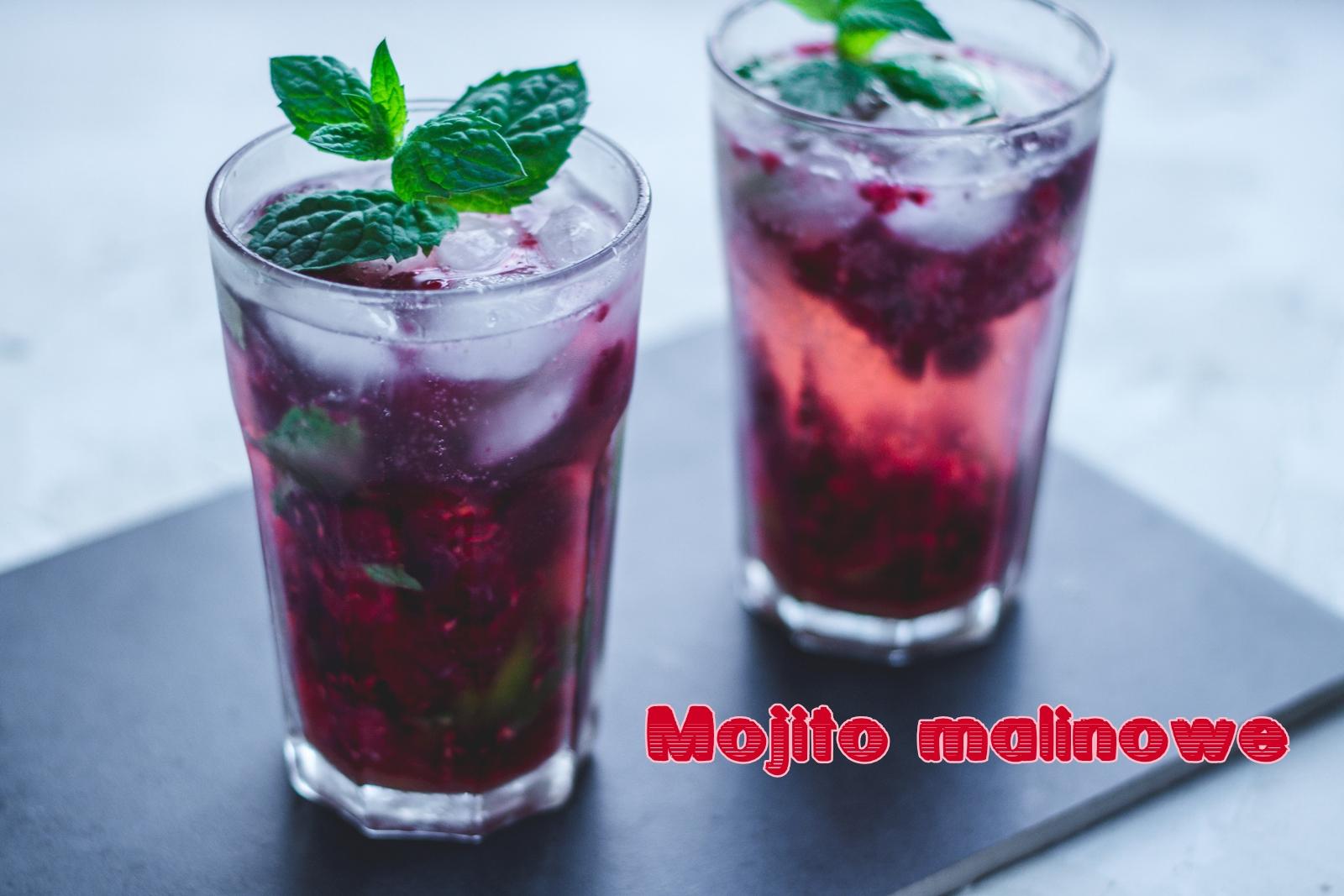 Przepis na malinowe mojito (Raspberries Mojito)