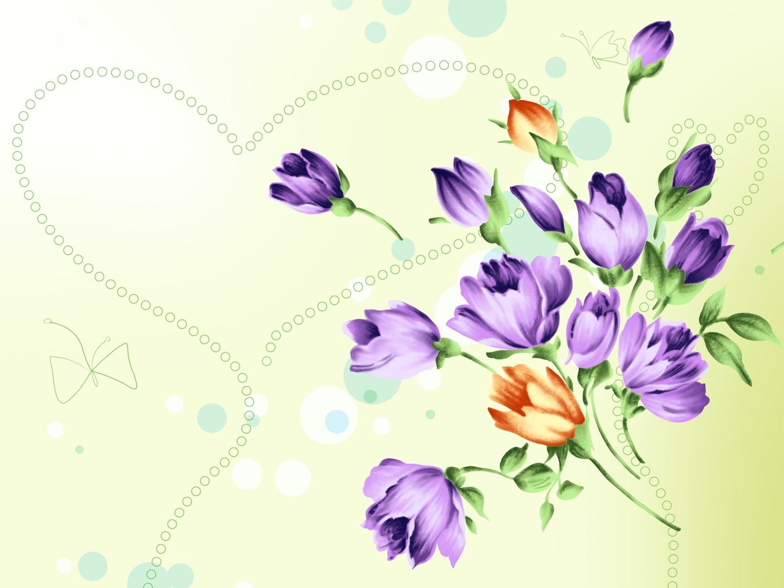 flower floral designs artistic painting paintings imazes illustration illustrations