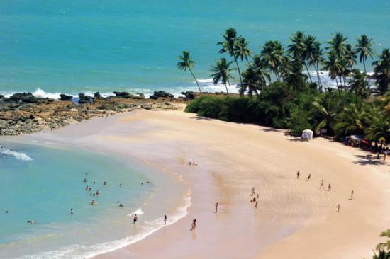 João Pessoa: Praia de Coqueirinho