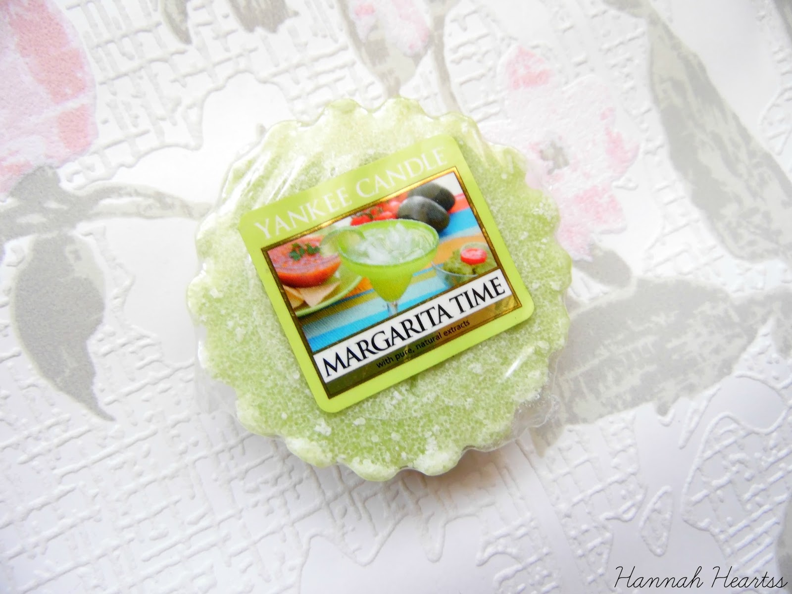 Yankee Candle Margarita Time Tart