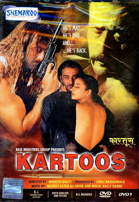 Kartoos 1999 Hindi WEB HDRip 480p 350mb