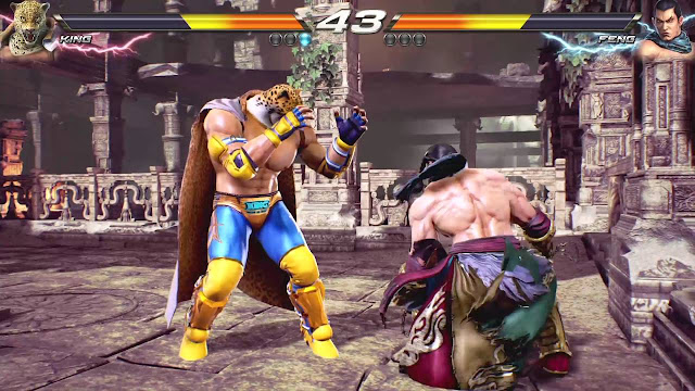 Download Game Tekken 7 Full Repack + Update