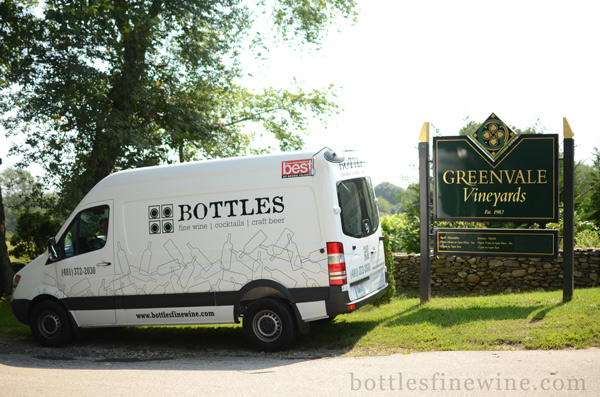 Greenvale Vineyards in Rhode Island