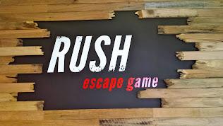 Rush Escape Game, South Yarra