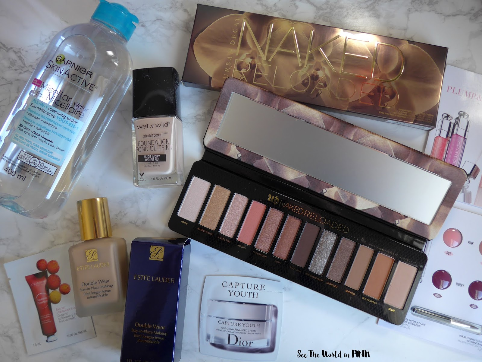 March 2019 Monthly Haul - What I Bought!