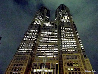 Metropolitan Government Building. Tokio, Japón