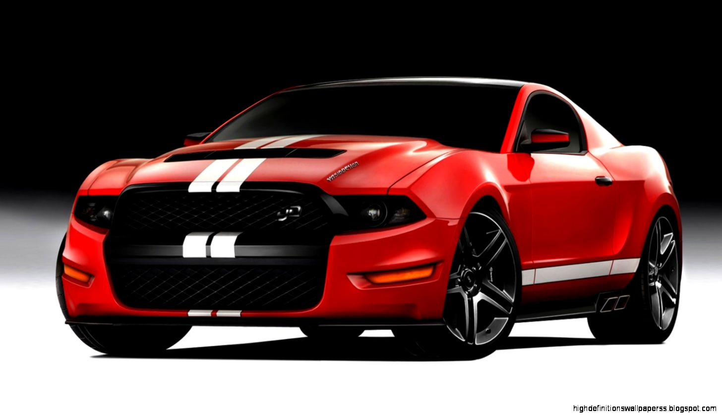 Cool Ford Mustang Sports Cars Wallpapers Hd
