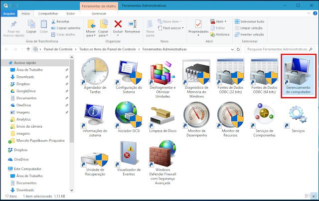 ferramentas administrativas-gerenciamento-disco