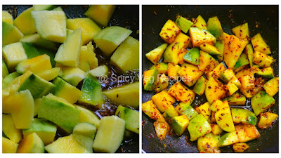 chutney and pickle, Easy Recipes, Mango recipes, North Indian, Quick Recipes, Rajasthani, Regional Indian Cuisine, Mango recipes, veg recipes,Aam Ki Launji (Raw Mango Relish)-Aam Ki Launji (Raw Mango Relish) Recipe-How to make Aam Ki Launji (Raw Mango Relish)