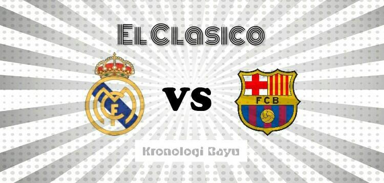 5 Alasan Kuat Mengapa Laga El Clasico Dinanti Banyak Orang, gambar el clasico, gambar logo real madrid, gambar logo barcelona