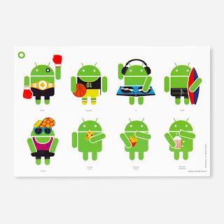 Daftar Nama OS Android Lengkap dan Update