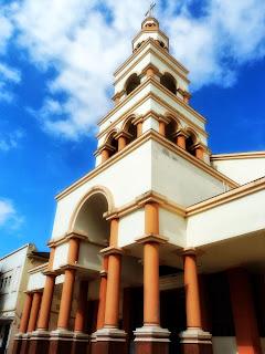Fachada da Igreja Matriz de Içara