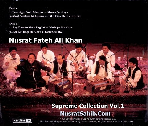 Likh Diya Apne Dar Pe Kisi Ne Lyrics Translation in English | Nusrat Fateh Ali Khan | NusratSahib.Com