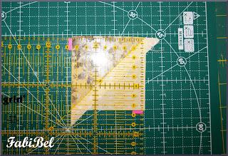 Patchwork Dimension des pièces de tissu