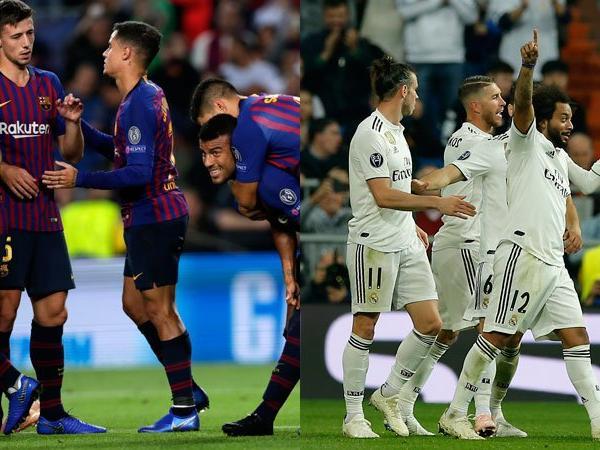 Barca vs Madrid Hasil Seri Yang Adil di Luar Ekspektasi