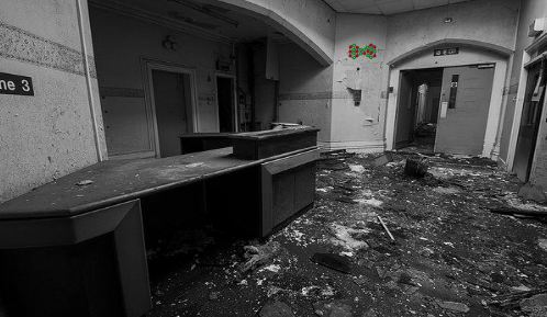 KnfGame Abandoned Hospital Escape