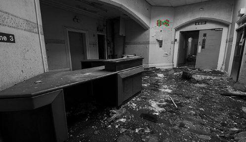 KnfGame Abandoned Hospita…