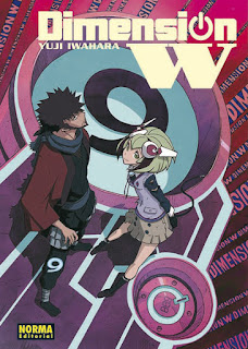 "Manga: Review de ""Dimension W #9"" de Yûji Iwahara - Norma editorial"