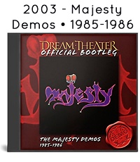 2003 - The Majesty Demos 1985-1986