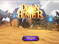 Download Demon Hunter 3D MOD Offline Apk Unlimited Terbaru Gratis