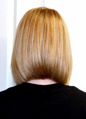 Back View of Medium Length Bob Hairstyles