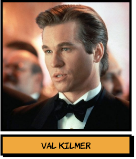 Val Kilmer, Batman, Motor City Comic Con