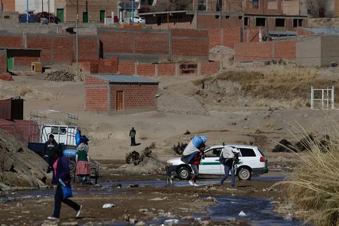 Contrabandistas de La Quiaca son detenidos en la frontera