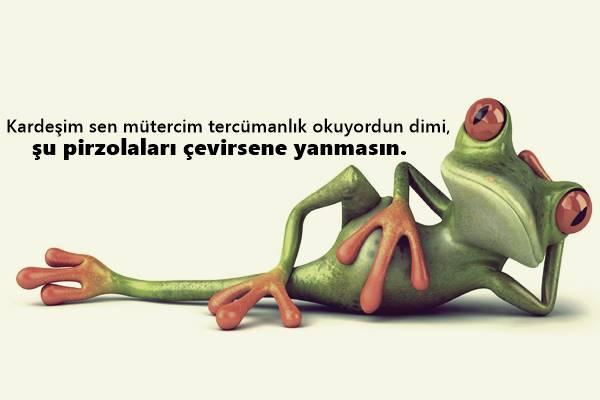 En Komik Sayko Sözler