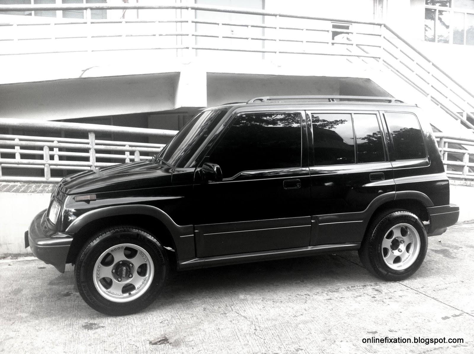 1997 Suzuki Vitara JLX Plus M/T