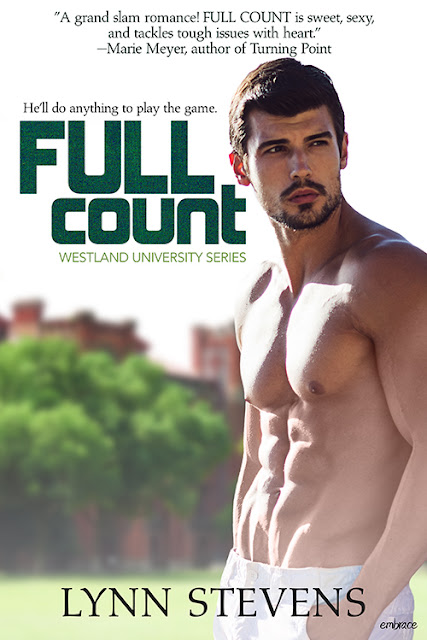 Release Day! Full Count (Westland University Series) by Lynn Stevens