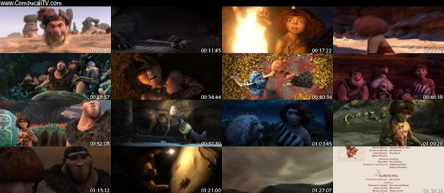 Imagenes Los Croods DVDRip Latino 1 Link