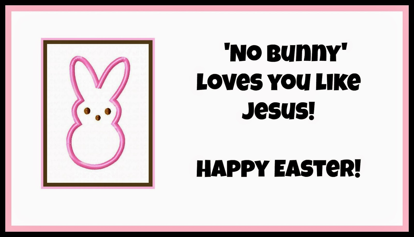 Download michelle paige blogs: Peep Bunnies and Jesus