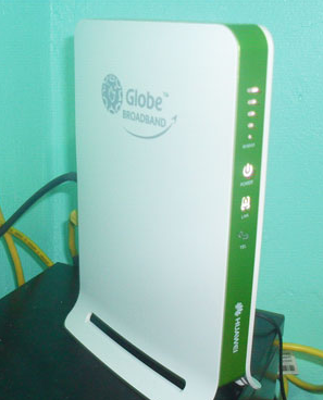 Globe Wimax & LTE Modem default username and password