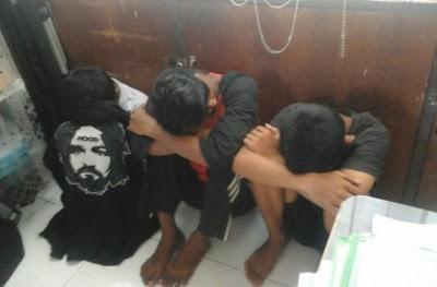 Untungnya Ketahuan, Polisi Grebek Pesta Seks Siswa SMP Di Makasar - Commando
