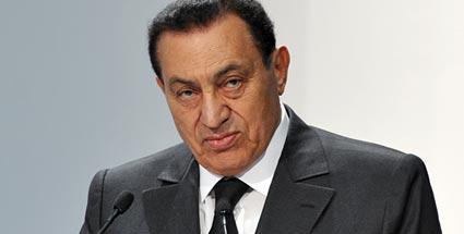 الرئيس السابق حسني مبارك يكشف سبب كراهية قطر للمصريين