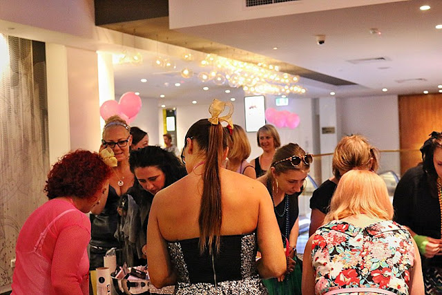 Charity Event | 9 October 2015 | Girls Night In | Dee Why RSL