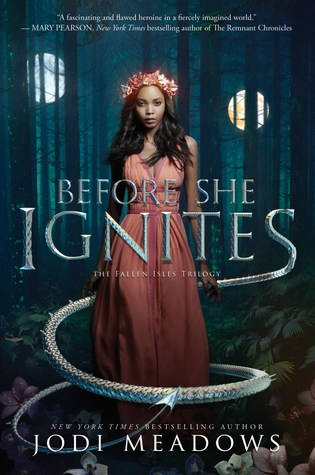 Before She Ignites book cover