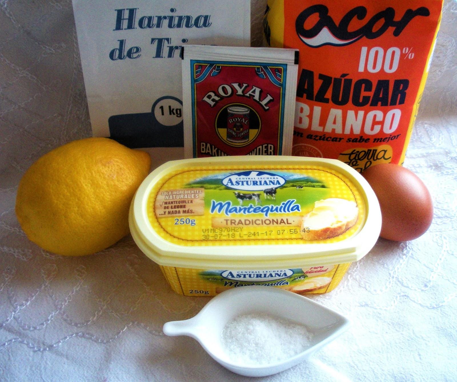 Aquí se cocina: Galletas craqueladas de limón (Lemon crinkle)