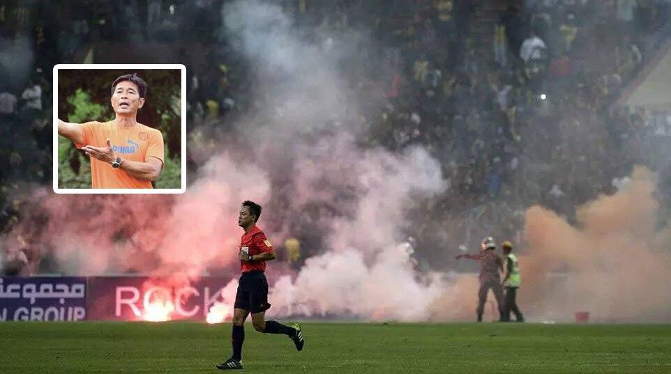 Norich Media: KATA-KATA Bekas Pemain Bola Sepak Malaysia ...