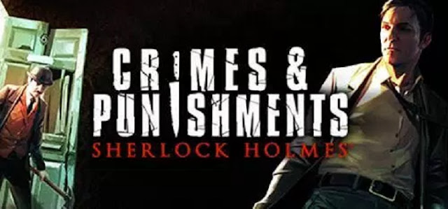Free Download Sherlock Holmes Crimes and Punishments PC Game