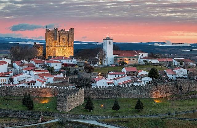 Pontos turísticos de Bragança, Portugal