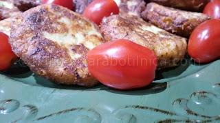 Картофени кюфтета с тиквички - рецепта