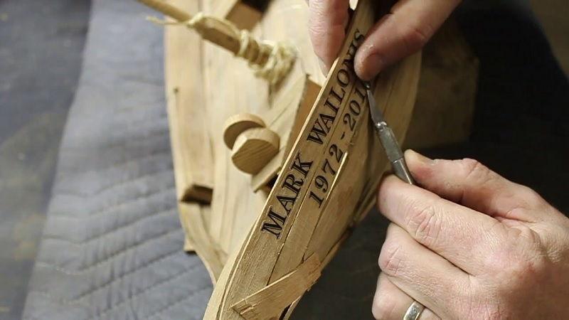 gambar driftwood untuk miniatur kapal