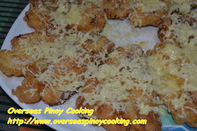 Cheesy Maruya, Fried Banana With Cheese Recipe