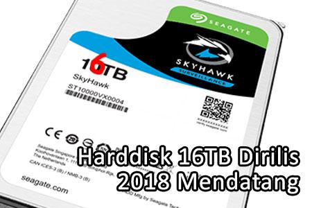 16TB HDD