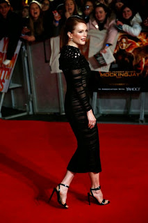 "Just because ""Spring Break"" in the title, it doesn't mean that she is targeting old girls! We're all about being frugal to fashion conscious, but Julianne Moore has taken it to another level on the red carpet for Hunger Games premiere at London on Monday, November 10, 2014."